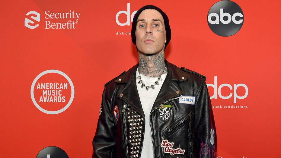 Travis Barker says 2008 plane crash forced him to stop abusing opioids