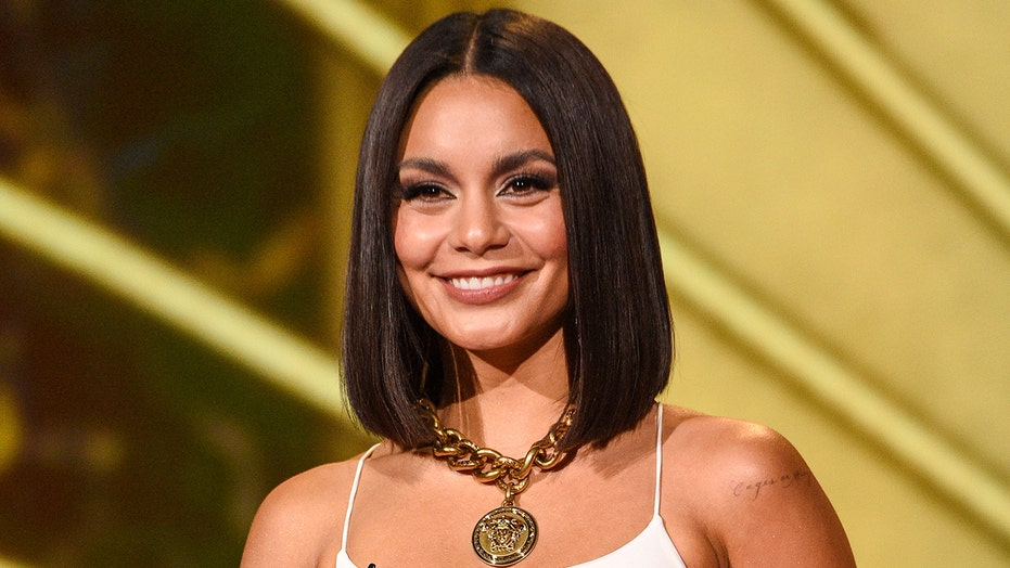 Vanessa Hudgens hikes in a swimsuit and combat boots: 'Adventure time'
