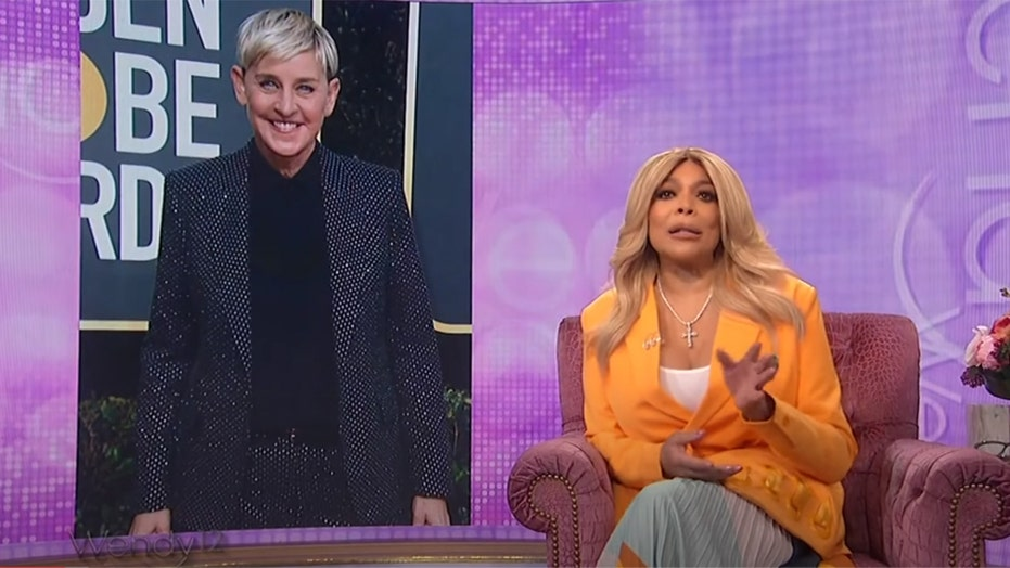 Wendy Williams shades Ellen DeGeneres, says TV 'exposes you for the person that you really are'