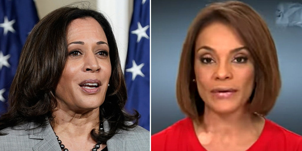 Kamala Harris snaps at Univision anchor while pressing VP on when she will visit border: 'I'm not finished' - Fox News