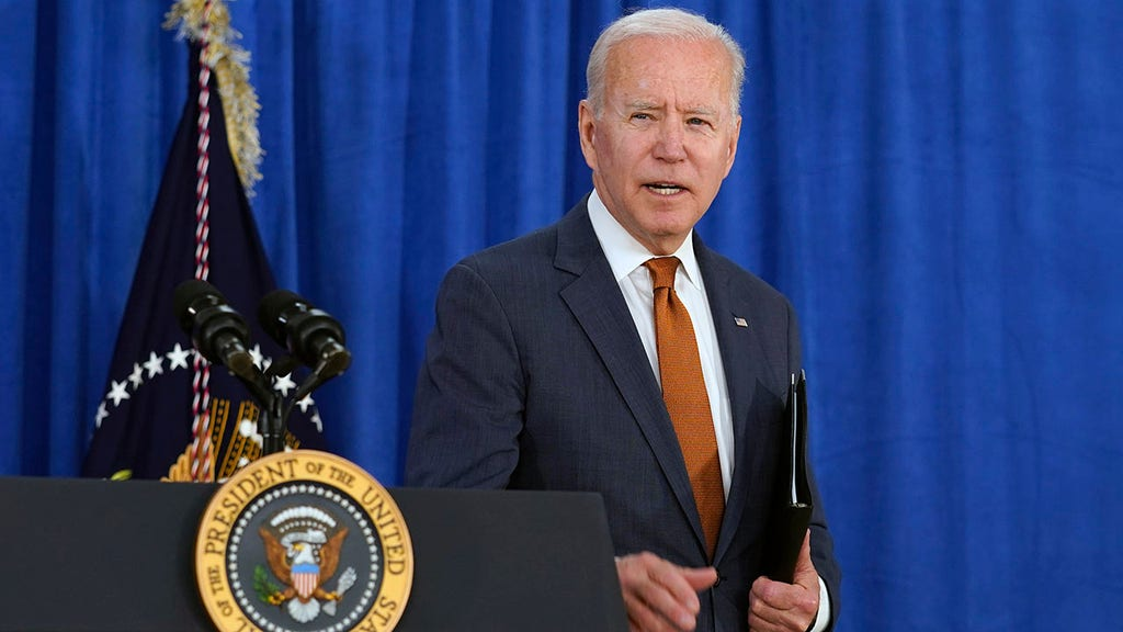 Biden called, didn't visit, after Pa. synagogue massacre, WH admits