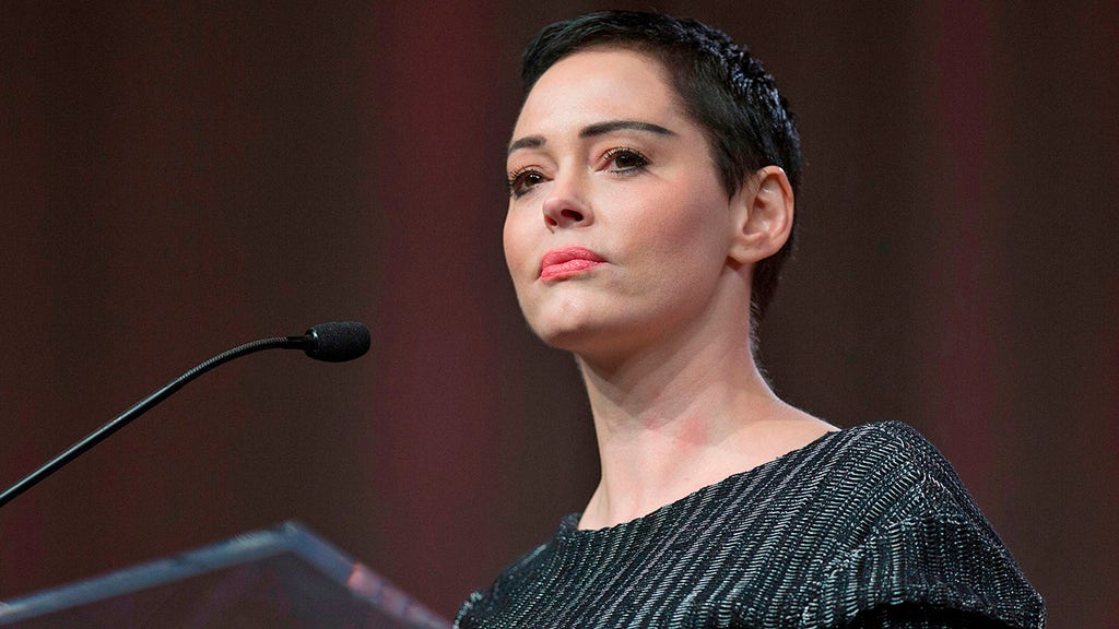 Rose McGowan makes accusation about Gavin Newsom's wife, Harvey Weinstein