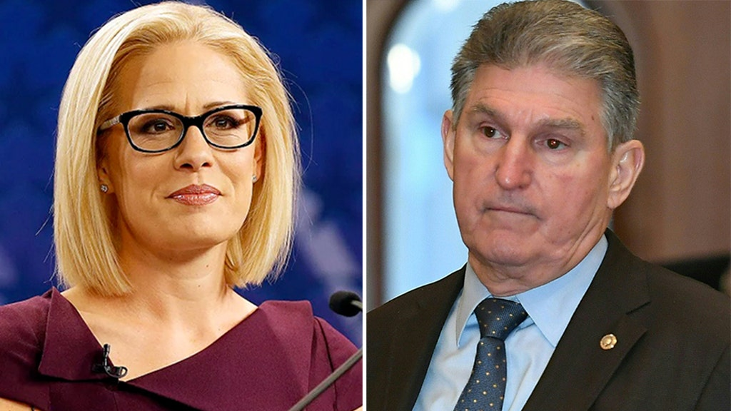 BOSSIE: Time for a fiscal reality check; Manchin and Sinema are not moderates
