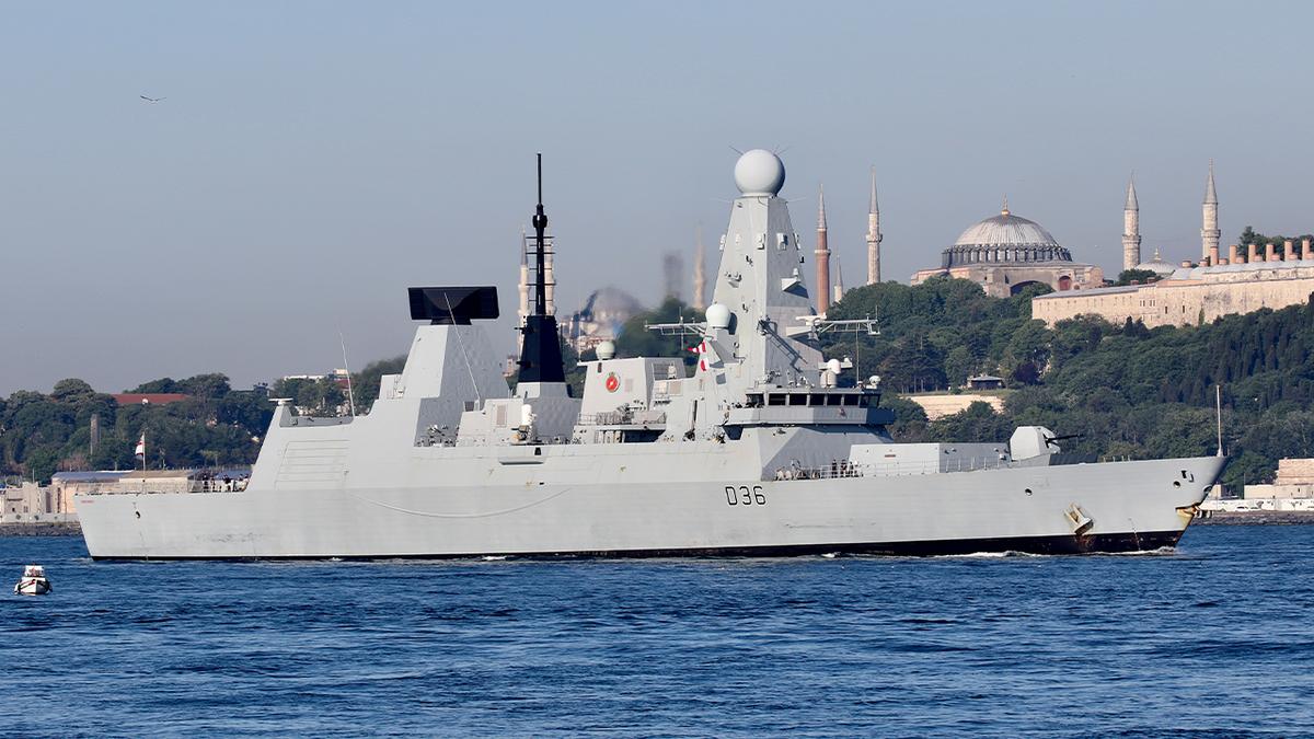 Russian Defense Ministry summons British Defense Attache over Black Sea 'warning shots' dispute
