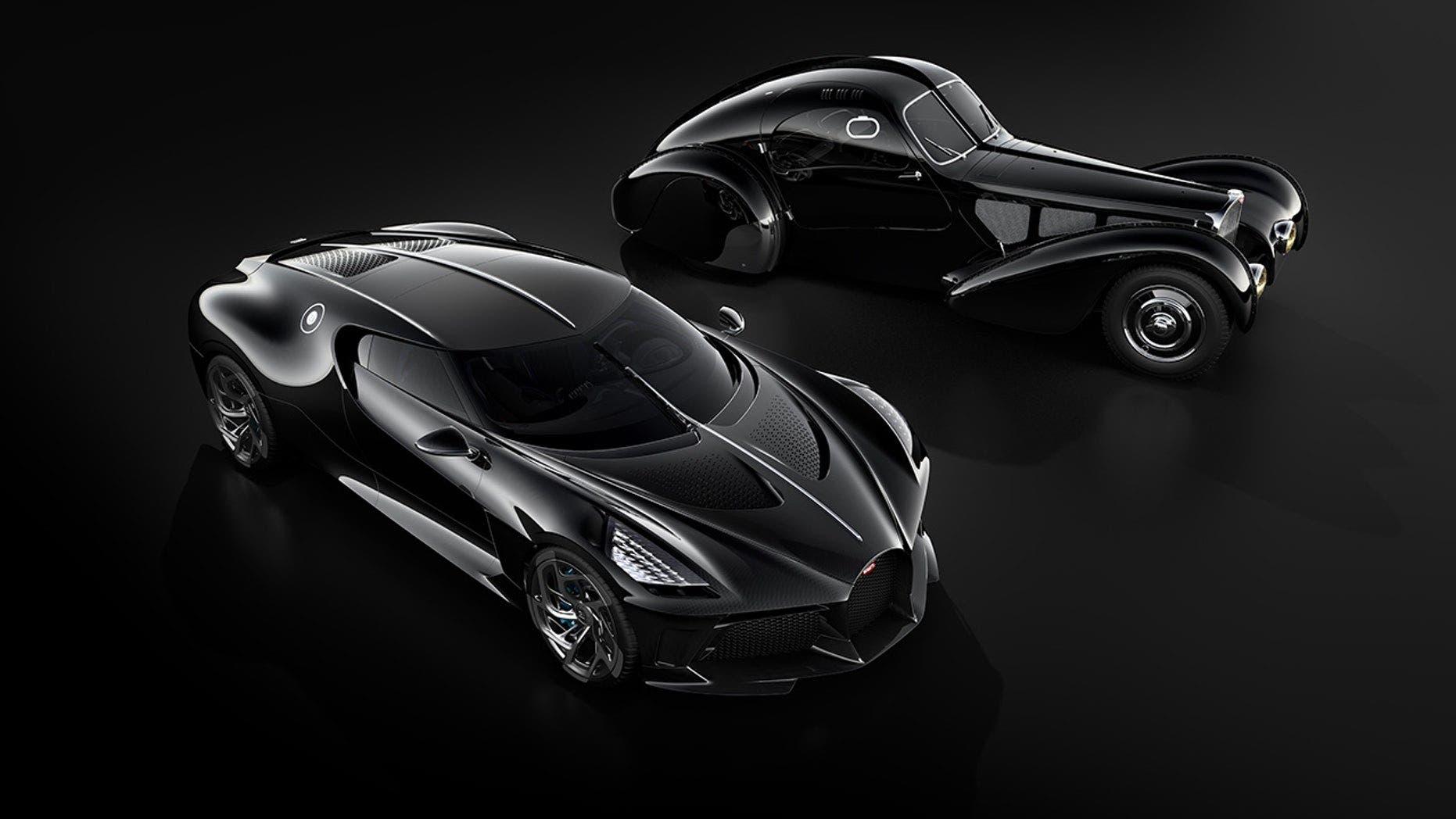 $19M Bugatti