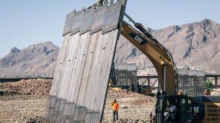 House Republican demands Biden admin reveal cost of canceling border wall construction