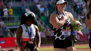 Gwen Berry vows to compete at Olympics despite mounting pressure after anthem snub