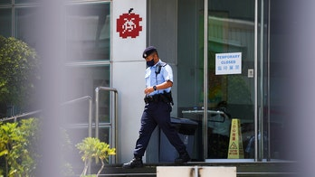 Apple Daily: Hong Kong police raid offices of pro-democracy paper, make arrests