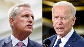 McCarthy seeks Biden meeting after 'alarming' border numbers, warns against 'mass amnesty' push