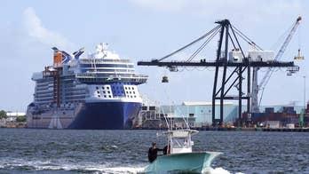 First post-pandemic cruise ship readies to sail