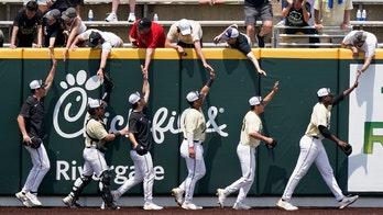 Vanderbilt baseball players' parents targeted with racial slurs during College World Series, AD says