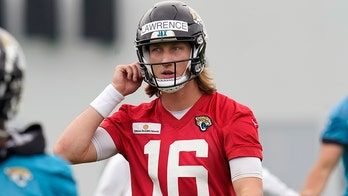Trevor Lawrence inks $36.8 million rookie contract with Jaguars