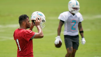 Tagovailoa has 5 INTS, Dolphins open minicamp without Howard