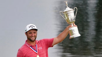 Rahm finds perspective to go with passion and wins a US Open