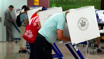 NYC mayoral primary: Voters head to polls amid surging crime, racial rancor