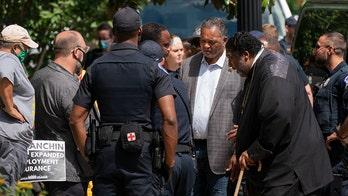 Jesse Jackson, William Barber arrested during filibuster protest outside Capitol
