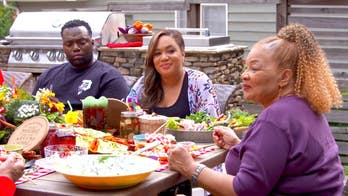 Dr. Alveda King honors Father's Day and Juneteenth with a backyard BBQ