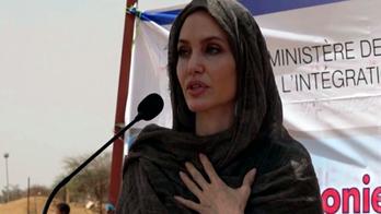 Angelina Jolie visits Burkina Faso as UN special envoy