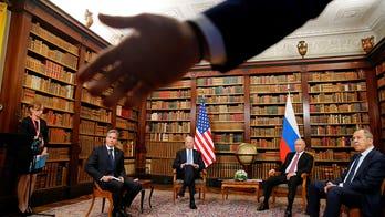 Biden-Putin meeting: American press manhandled by Russian security agents