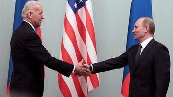 Nikki Haley calls on Biden to address 'massive threats' from Russia, China and Iran