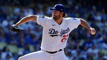 Kershaw's 13 Ks, McKinstry's slam lift Dodgers past Cubs 7-1
