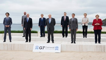 LIVE UPDATES: G-7 leaders agree to more global funding for climate change, warn China, Russia