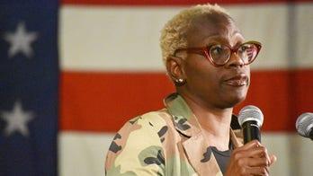 Van linked to Nina Turner's campaign calls for 'dismantling the Pentagon'