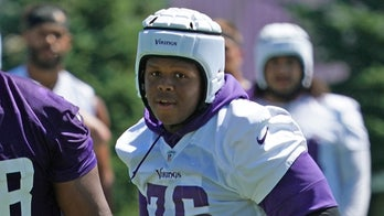 Vikings drop recent draft pick who was shot four times