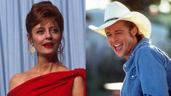 Susan Sarandon recalls working with Brad Pitt in 'Thelma & Louise': 'He's not just a really gorgeous face'