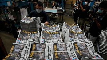 Hong Kong's pro-democracy paper Apple Daily will close