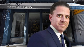 Hunter Biden's art massively overpriced, experts say: 'What is being sold is the Biden name'
