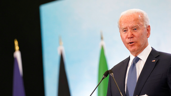 Biden, at G-7, says US, Russia can work together to help people of 'Libya' – meant to say 'Syria,' aides say