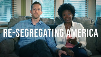 Interracial couple fights critical race theory in one of America's most integrated towns