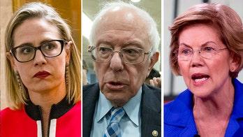 Sanders, Warren respond to Sinema's filibuster defense, say Senate 'has got to act' despite rule