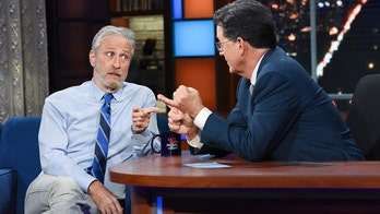 Jon Stewart pushes coronavirus lab leak theory as first returning guest on 'Late Show with Stephen Colbert'