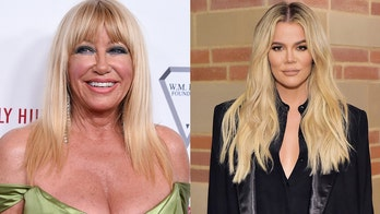 Suzanne Somers on gifting Khloé Kardashian a signed ThighMaster: She 'should see where it all started'