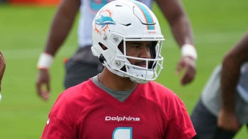 Dolphins' Brian Flores has advice for Tua Tagovailoa after 5-interception minicamp session