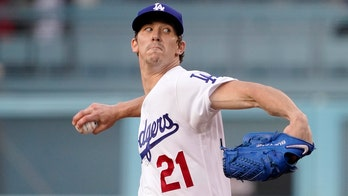 Buehler deals, surging Dodgers sweep Giants with 3-1 victory