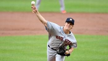 Astros' Greinke, Taylor go to IL; Greinke to miss next start
