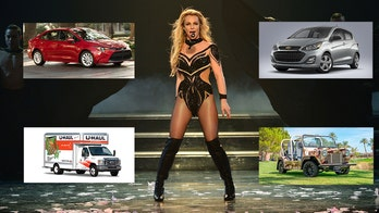 Britney Spears is 'driving the cheapest car known to mankind,' but what is it?