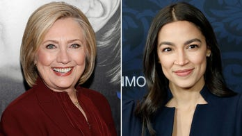 Hillary Clinton, AOC back dueling candidates in Ohio special election