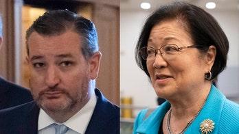 Cruz, Hirono clash at Judiciary hearing; Dem accuses Texan of 'mansplaining'