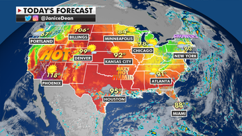 National weather forecast: Heat wave in West as temperatures will reach into the 110s