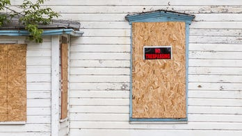 Decaying house in Louisiana neighborhood has birthday party thrown for it by frustrated neighbors