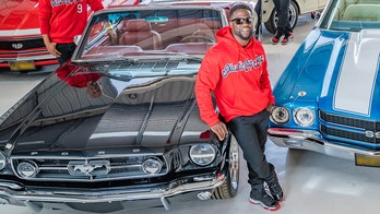 Exclusive interview: Kevin Hart collecting muscle cars on new Motor Trend show