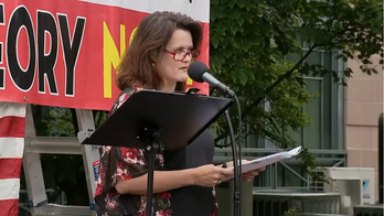 Loudoun County anti-critical race theory rally: Teacher says 'our student body suffers'