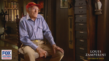 'Captured by Grace': How Louis Zamperini survived the unthinkable by the grace of God