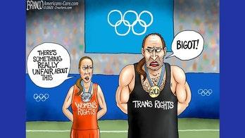 Political cartoon of the day: Mismatch
