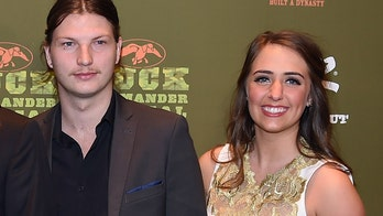 'Duck Dynasty's' Reed and Brighton Robertson expecting baby girl