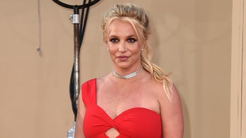 Britney Spears says she was 'feeling overwhelmed,' relieved stress by painting